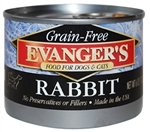 Grain Free Rabbit For Dogs & Cats
