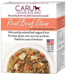 Classic Beef Stew for Dogs - Caru - All Natural Stew for Dogs