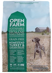 Open Farm Turkey & Chicken Grain-Free Dog Food