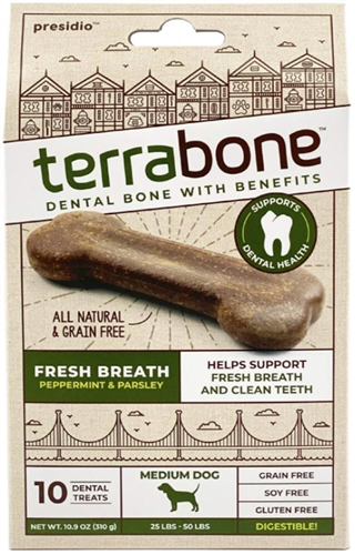 Terräbone - Presidio Natural Pet Company